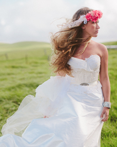 Upcountry Hawaii Wedding Inspiration