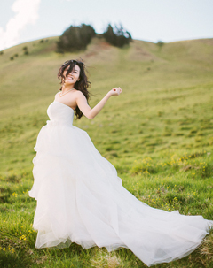 Waimea Hawaii Vintage Rustic Wedding Photography Rebecca Arthurs