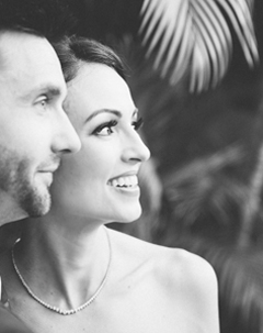 Oceanfront Oasis beach Hawaii wedding photography