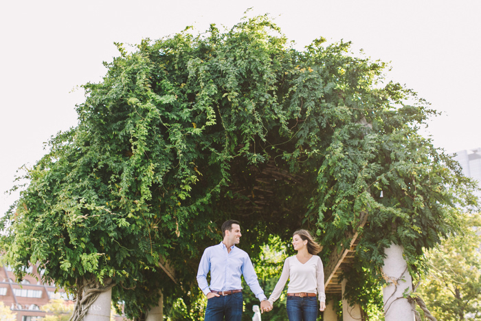 Boston Engagement Photos by Rebecca Arthurs