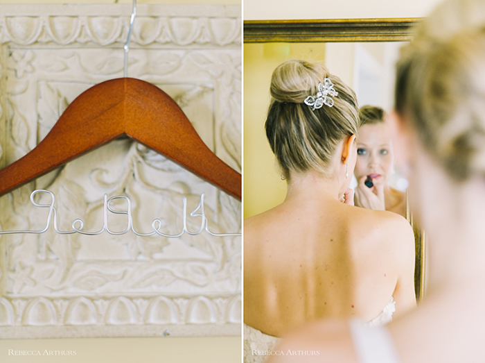 Castle Hill Inn Wedding by Rebecca Arthurs