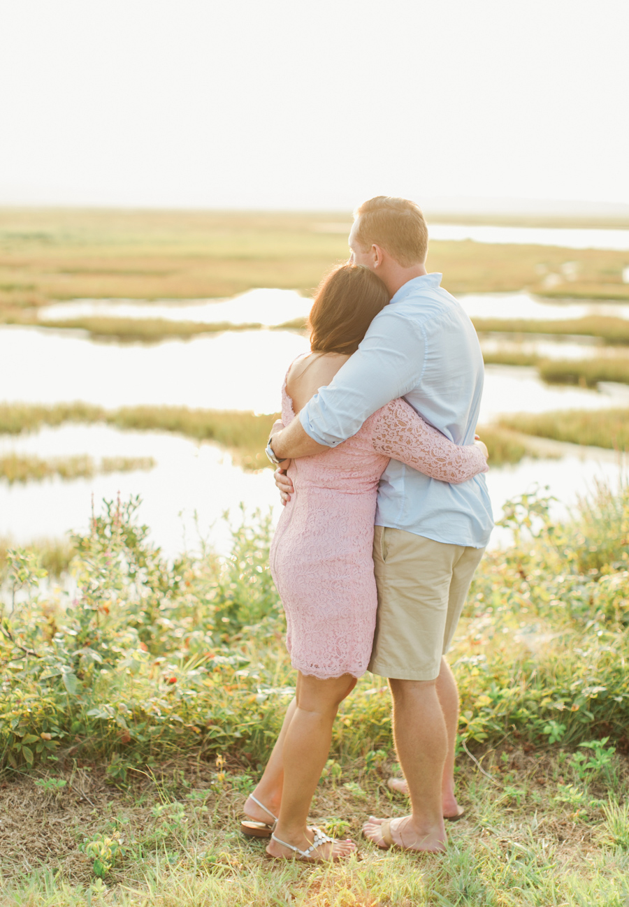 Dailyn and Jack Newburyport Engagement Photos by Rebecca Arthurs