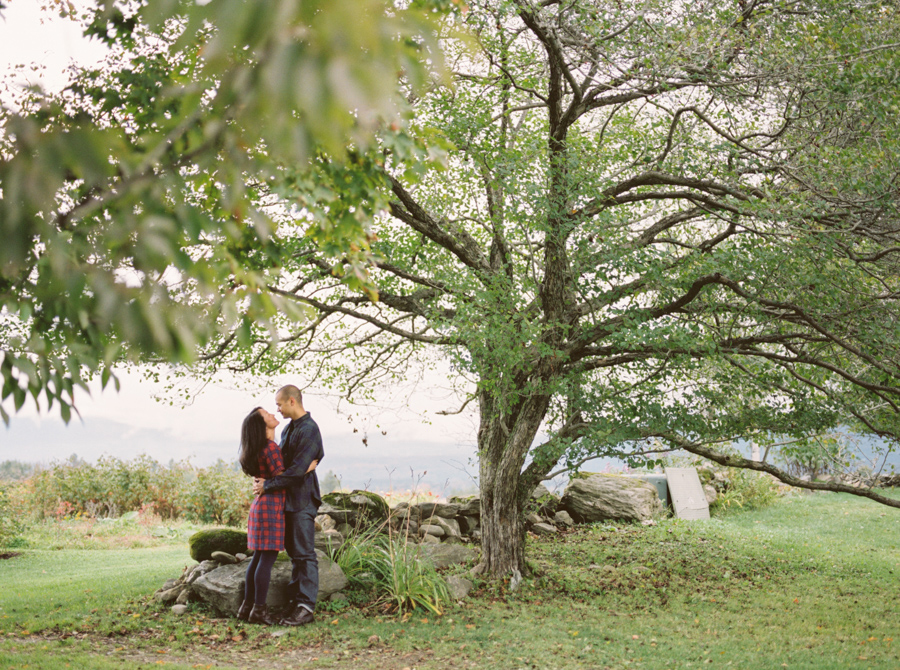 Trapp Family Lodge Stowe_Vermont_Fine Art_Engagement Photos Rebecca Arthurs-0009