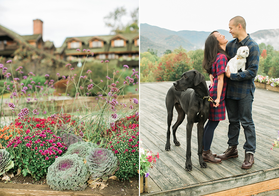 Trapp Family Lodge Stowe_Vermont_Fine Art_Engagement Photos Rebecca Arthurs-0019