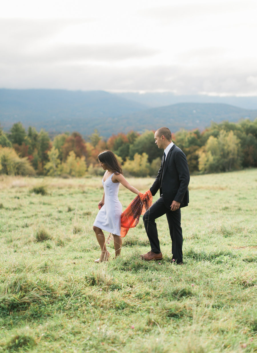 Trapp Family Lodge Stowe_Vermont_Fine Art_Engagement Photos Rebecca Arthurs-0030