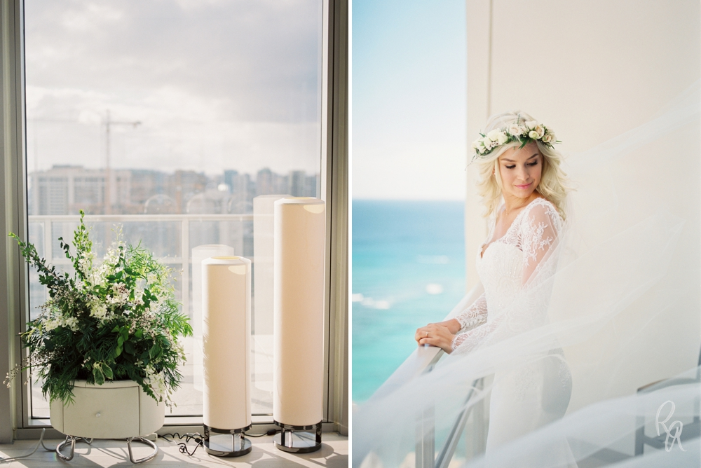 Madeleine & Danny Hawaii Wedding by Rebecca Arthurs