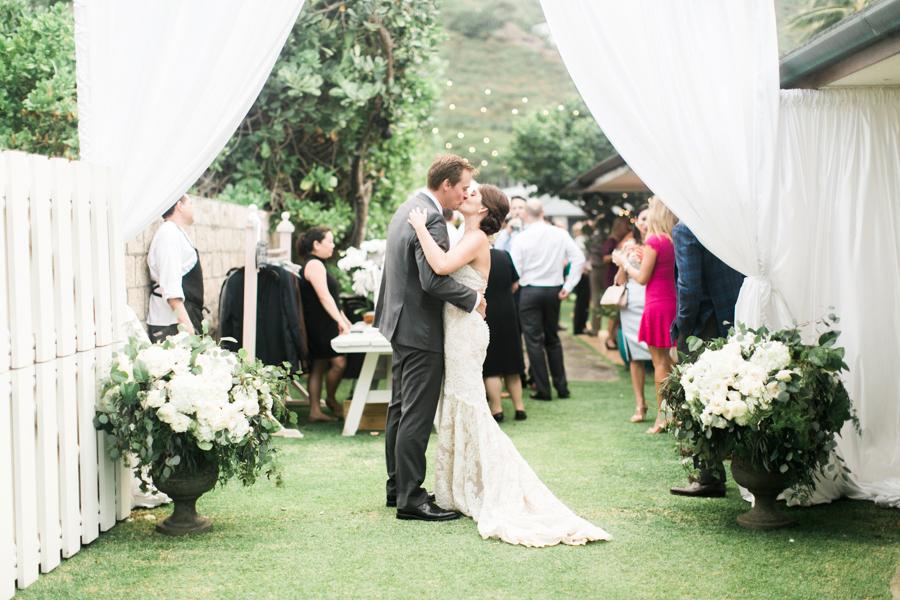 Lanikai Oahu Hawaii Wedding Photos By Rebecca Arthurs 0163